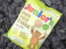 ALDI's Mamia Junior's Mini Rice Cakes Review A Mum Reviews