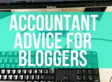 Accountant Advice For Bloggers A Mum Reviews