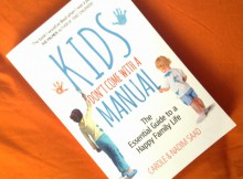 Book Review & Giveaway: Kids Don't Come With a Manual A Mum Reviews