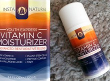 InstaNatural Youth Express Vitamin C Moisturizer Review A Mum Reviews