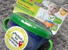 Nûby Garden Fresh Snack Keeper Review A Mum Reviews