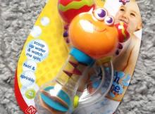 Nûby Scoop N Spin Bath Tub Toy Review A Mum Reviews