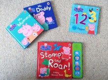 Peppa Pig Books Review A Mum Reviews