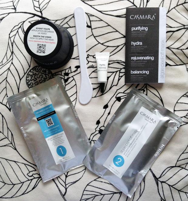Casmara Face Mask Review - Hydra Algae Peel-Off Mask A Mum Reviews