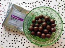 Exante Diet Choco Balls Review - High Protein Treat A Mum Reviews