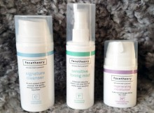 Facetheory - Skincare That's Personal A Mum Reviews