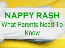 Nappy Rash - What Parents Need To Know