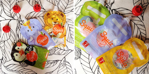 Squiz Reusable Pouches Review A Mum Reviews