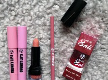 W7 Cosmetics Lips & Face Makeup Review