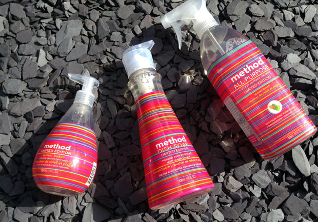 method Cleaning Products Review - The Sunset Beach Collection A Mum Reviews