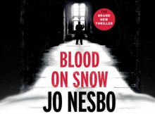 Book Review: Blood on Snow by Jo Nesbo (Audiobook) A Mum Reviews