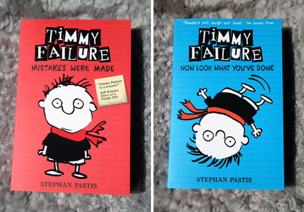 Book Review & Giveaway: Timmy Failure - Win All 3 Books! A Mum Reviews