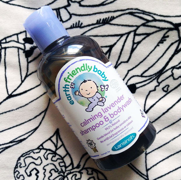 Earth Friendly Baby Calming Lavender Range Review A Mum Reviews