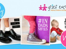 Inkly's #InDadsShoes Charity Competition – Win A £200 Family Day Out A Mum Reviews