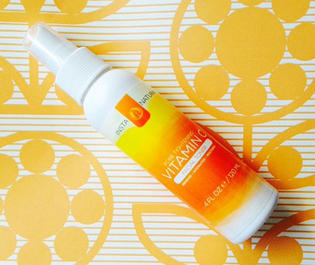 InstaNatural Vitamin C Facial Toner Review A Mum Reviews
