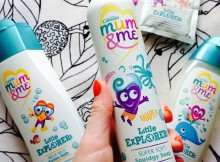 Cussons Mum & Me Little Explorers Range Review A Mum Reviews