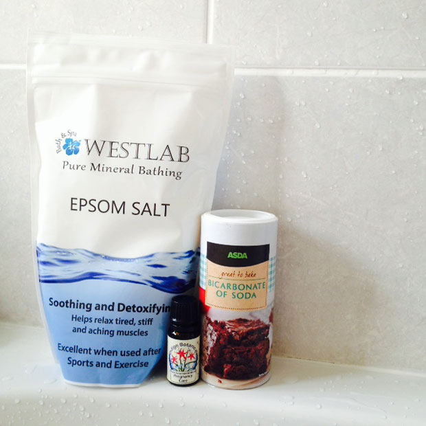 How to Take an Epsom Salt Bath A Mum Reviews