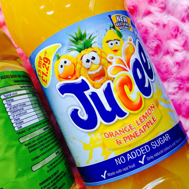 Jucee Squash No Added Sugar Range Review A Mum Reviews
