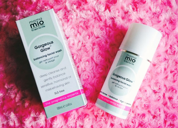 Mama Mio Gorgeous Glow Facial Wash Review A Mum Reviews