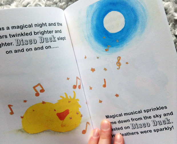 Wakey Wakey Disco Duck! Review A Mum Reviews
