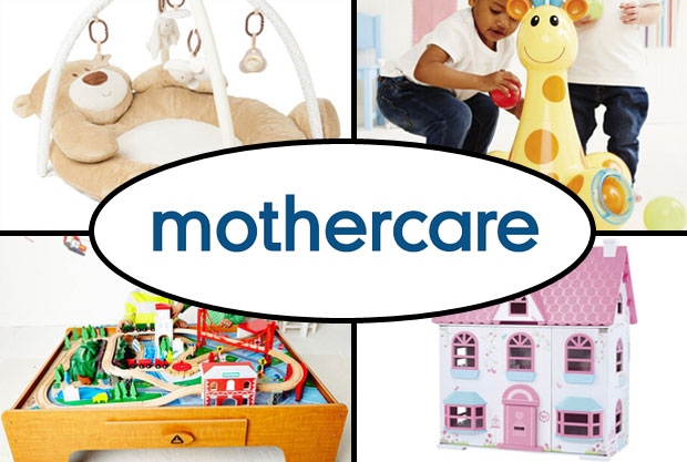 Your Chance to Become a Product Tester for Mothercare