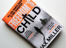 Book Review: Freedom's Child by Jax Miller A Mum Reviews