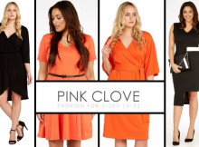 Giveaway: Win Stylish Plus Size Clothing From Pink Clove A Mum Reviews
