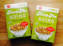 Keep Me Going Cereal Review A Mum Reviews