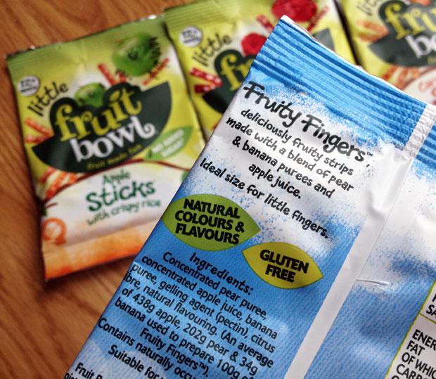 Little Fruit Bowl Fruity Fingers and Sticks Review A Mum Reviews
