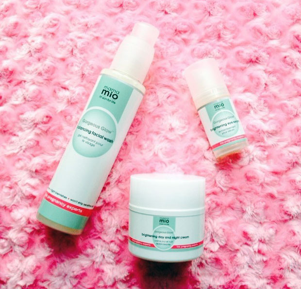 Mama Mio Gorgeous Glow 3-Step Set Review A Mum Reviews