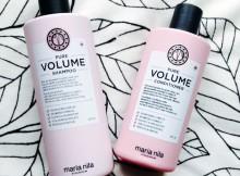 Maria Nila Pure Volume Shampoo & Conditioner Review A Mum Reviews