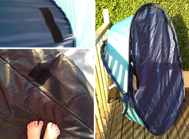 NSAuk Deluxe Pop Up Travel Cot Large Review A Mum Reviews