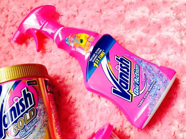 Review And Giveaway: Vanish Stain Removal Products A Mum Reviews