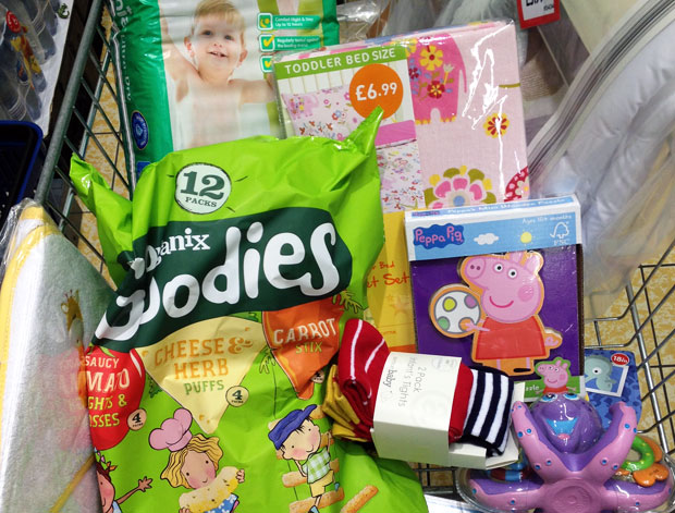 ALDI Baby & Toddler Event Autumn 2015 Haul & Review A Mum Reviews