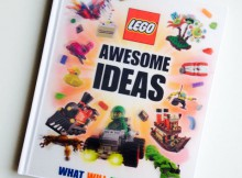 Book Review: LEGO Awesome Ideas A Mum Reviews