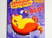 Book Review: The Dinosaur that Pooped the Bed A Mum Reviews
