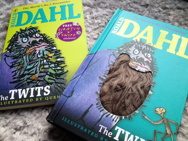 Book Review: The Twits by Roald Dahl + #RoaldDahlDay A Mum Reviews