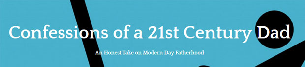 Book Review: Confessions of a 21st Century Dad by Daniel Rourke