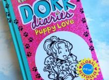 Book Review: Dork Diaries Puppy Love A Mum Reviews
