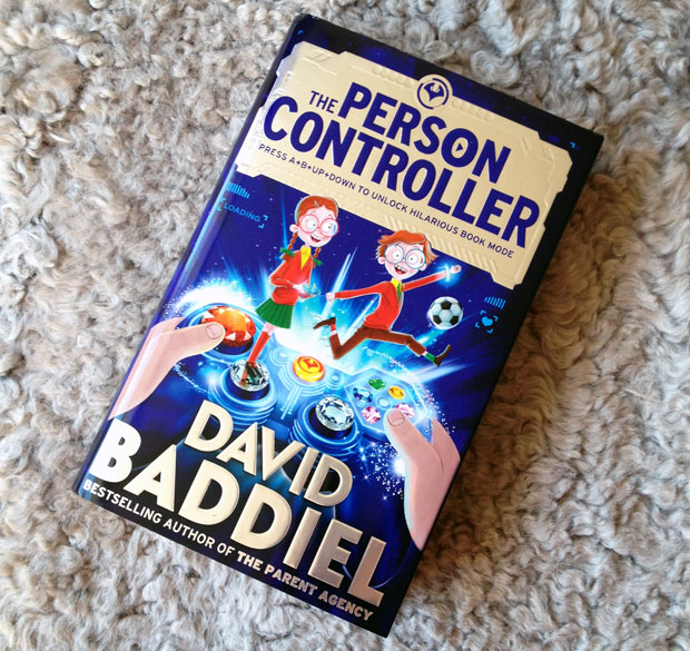 Book Review & Giveaway: David Baddiel's The Person Controller A Mum Reviews
