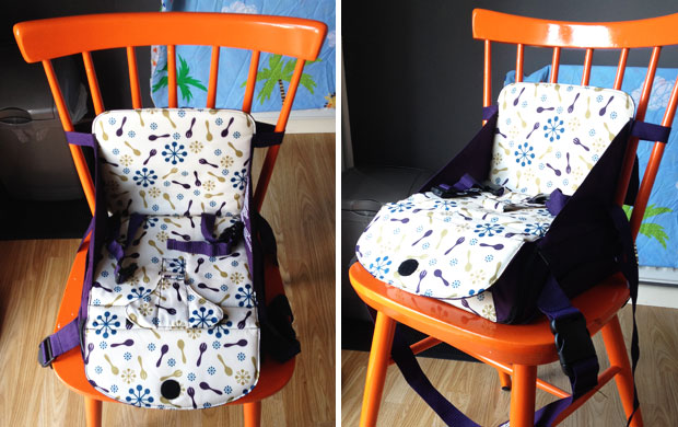 Munchkin Travel Booster Seat Review A Mum Reviews