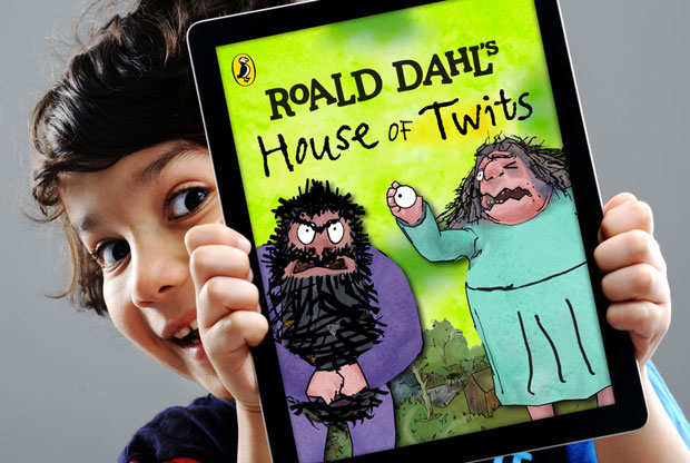 Roald Dahl's House Of Twits App Review A Mum Reviews