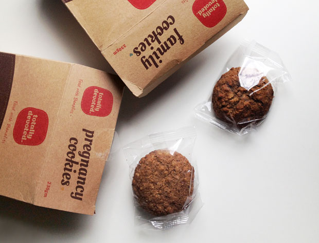 The Milky Whey - Pregnancy & Family Cookies Review A Mum Reviews