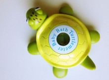 Turtlemeter Baby Bath Thermometer & Bath Toy Review A Mum Reviews