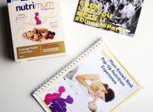 nutriMum Knows Best - Nutrition For Pregnancy & Breastfeeding A Mum Reviews