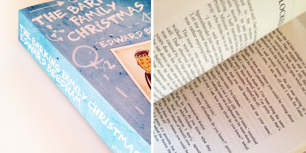 Book Review: The Barking Family Christmas by Edward Beedham A Mum Reviews