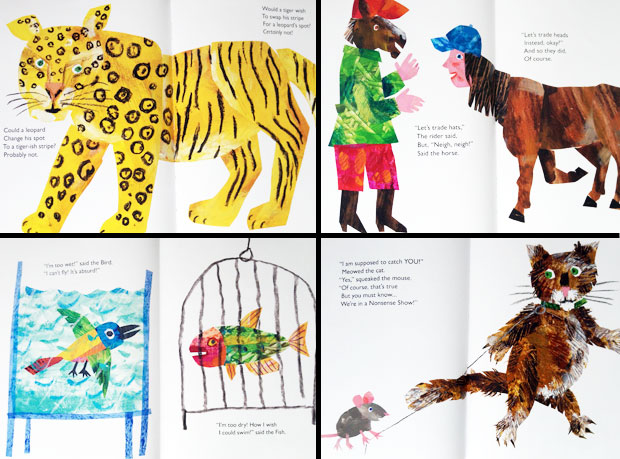Book Review: The Nonsense Show by Eric Carle A Mum Reviews