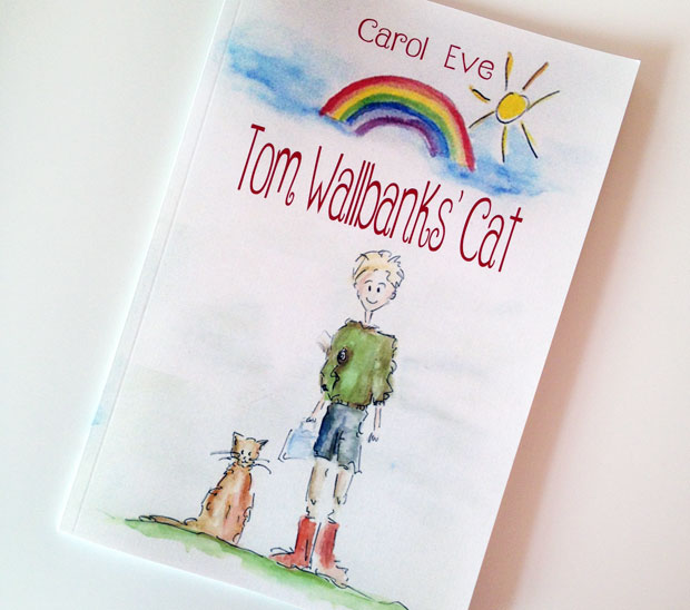 Book Review: Tom Wallbank's Cat by Carol Eve A Mum Reviews