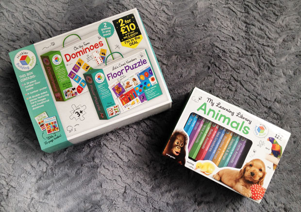 Christmas Gift Ideas with The Works and Santa's Gift Shop A Mum Reviews