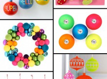 Colourful & Fun Christmas Decorations A Mum Reviews